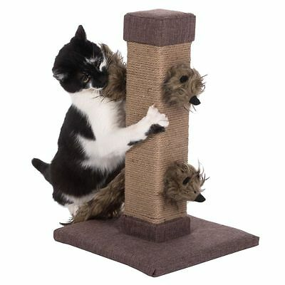 Extra Special Silvervine  Cat Scratching Scratch Post  Cat Kitten Toys