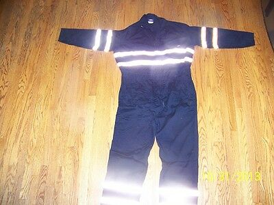 Dickies Coveralls With Reflective Body Stripes