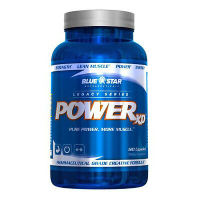 Blue Star Nutraceuticals Power XD, 120 Capsules - BRAND NEW