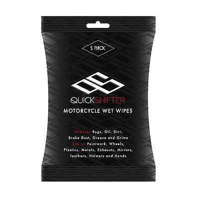 Quick Shifter Motorcycle Wet Wipes
