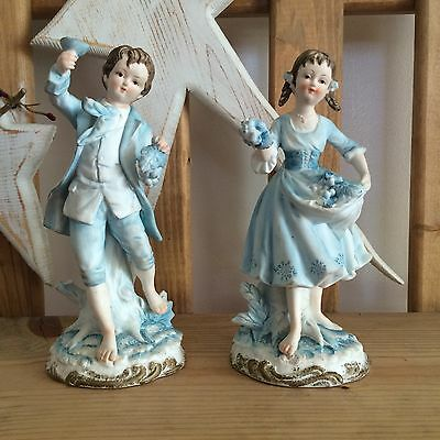 Excellent Vintage Figurines  By Andre Sadek • CAD $19.14