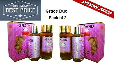 2 x Grace Duo Serum And Lotion Original 100% Action (pack of 2) ***SPECIAL PRICE
