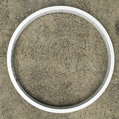 Brand New The Shadow Conspiracy Stun Bmx Bike Rim - White