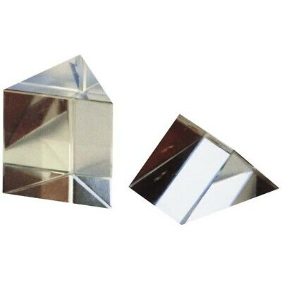 Prisms 50 Mm 60 Degrees Polished Refractive 1.5 Approx