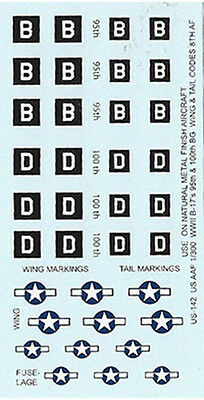 1//285 Decals US Army Lettering LB-101