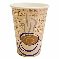 161 x Paper Cup 237ml. 8 Ounce Loose