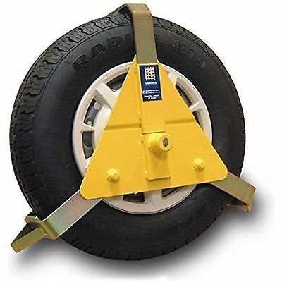 "Maypole Stronghold Trailer Horsebox 8-10"" Wheel Clamp SH5433"