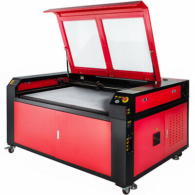 130W High Precise Co2 Laser Engraving Cutting Machine Engraver Cutter 1400X900Mm