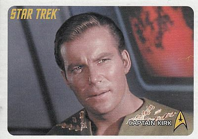 TOS 40th Anniversary Trading Card Set (110 Cards)