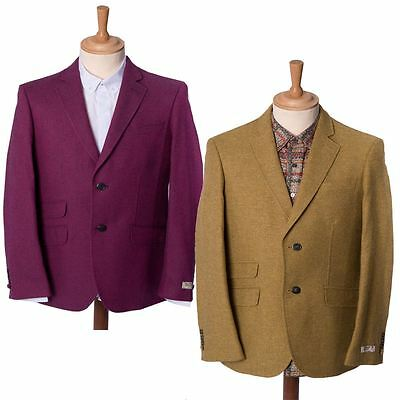 Maddox Street London Mens Vintage Tailored Jacket Sizes 38-46
