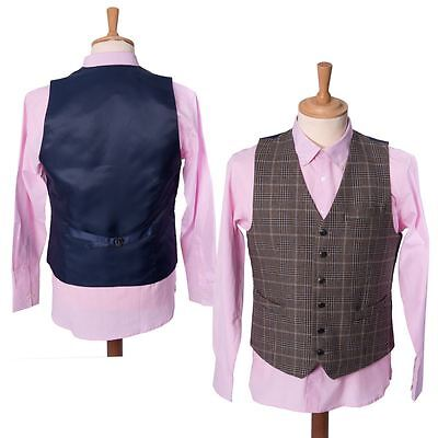 Gabicci Mens Smart Tailored Waistcoat Sizes 36-44