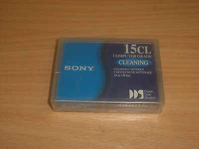 Sony DGD15CL DDS Cleaning Cartridge
