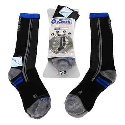 Oxford Motorcycle Bike CoolMax Wind Resistant Breathable Thermal Socks Size S-L