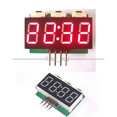 DC 5V-12V Digital Cycle Timer Delay Time Switch Controller pulse generator clock