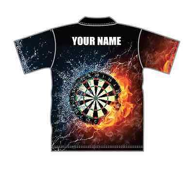 Fire & Water Dart Shirt