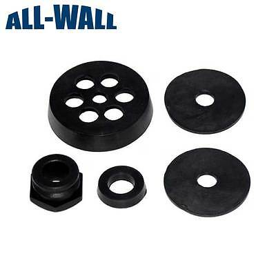 Level 5 Drywall Mud Pump Rebuild Kit - Seal, Bearing, Valve Discs, Piston Cup