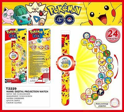 Lot Pikachu Kids Projection Watch Party Gift Different 24 images
