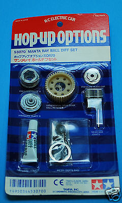 Tamiya Ball Diff Set for 1/10th scale cars 53070