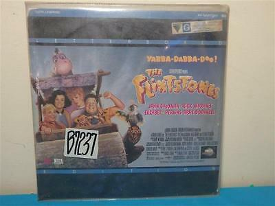 Steven Spielrock Presents THE FLINTSTONES Laser Disc