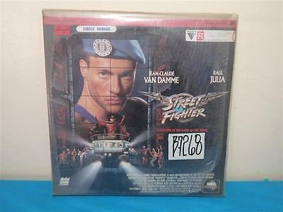 Universal Pictures STREET FIGHTER Laser Disc