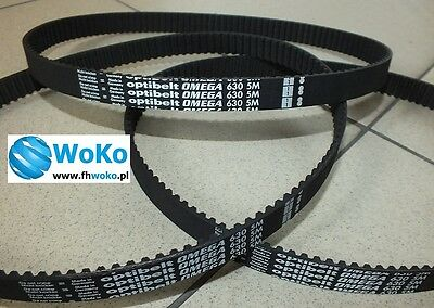 Belt 630-5M/15mm 630-5m 15 mm, 630-5M-15 HTD Optibelt