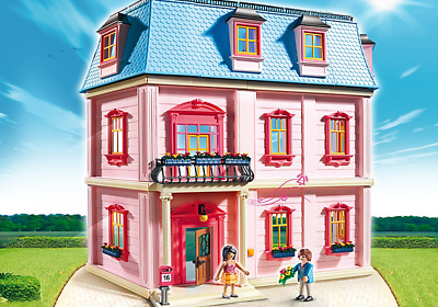 Playmobil #5303 Deluxe Dollhouse - New Factory Sealed
