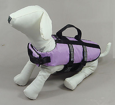 Dog life jacket vest, flotation device, life saver vest, life preserver for pets