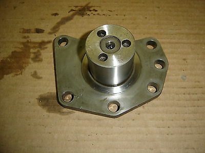 caterpillar 3406e timing gear mount