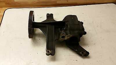 Detroit Series 60 Oil Pump