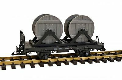 Zenner Cable drum wagon ZR 40021 G Scale Garden railway