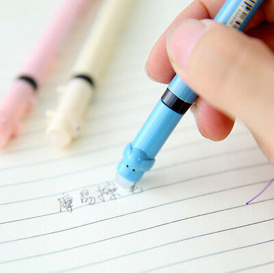 Creative Office Stationery Cute Doggy Erasable Neutral Pen School Supplies