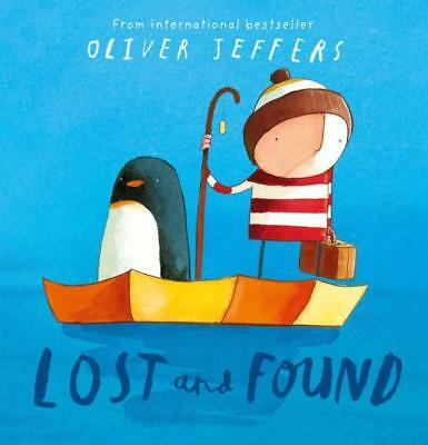 NEW Lost and Found By Oliver Jeffers Paperback Free Shipping