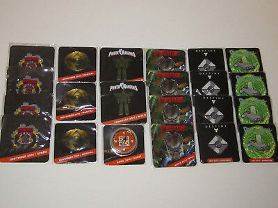Loot Crate DX Exclusive: Amazing Variety of Monthly Theme Pins Choose Yours NEW