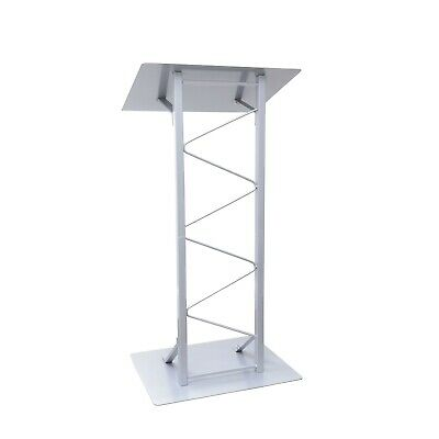 Single Truss Podium Metal Pulpit Church Lecter Presentation Conference Puipit