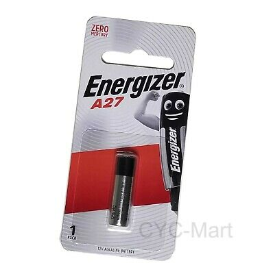 Energizer 1 pc A27 27A  12V Car Remote / Door Bell Batteries FREE POST