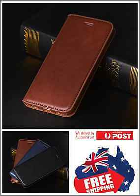 New Luxury Magnetic Flip Wallet Leather Stand Case Cover For iPhone 7/6/6s Plus