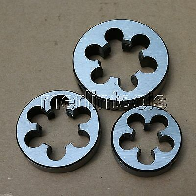 M34 - M54 Metric Left hand Thread Die select size