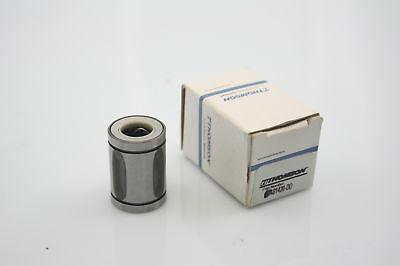 NEW Thomson Precision Steel A81420-DD CNC Round Rail Ball Bushing 0.5'' 13mm