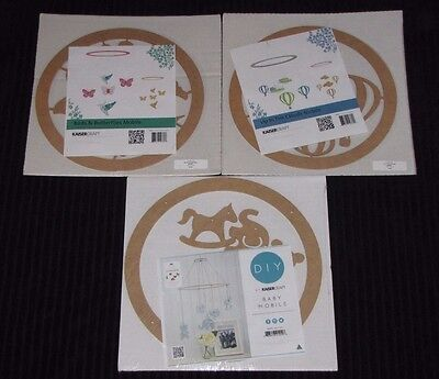 Kaisercraft DIY 'BABY MOBILE' BTP/Beyond The Page (You choose) Nursery KAISER