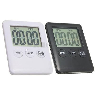 UK Cucina Countdown MAGNETICO DIGITALE Count UP Tasca conto TIMER UOVO Down KUE