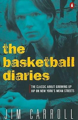 NEW The Basketball Diaries By Jim Carroll Paperback Free Shipping