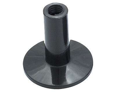 Gibraltar 8mm Flanged Base Tall Sleeve, 4 Pack (NEW)