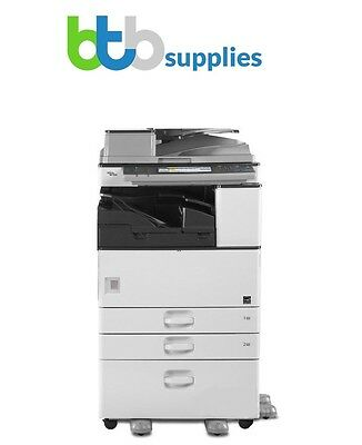 Ricoh 2352SP mono A3, Multifunction, Copy Scan Fax Print low Page Count Warranty