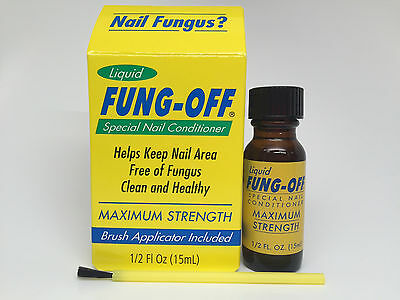 No Lift Nails Fung-Off - .5oz - 12550