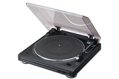 Denon DP-29F Automatic Belt-Drive Turntable with Built-In Phono Preamp