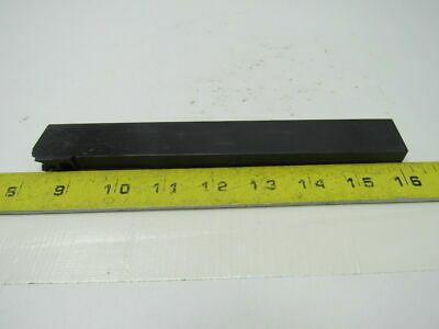 "Valenite NVC-TCN-44-3 Indexable Insert Lathe Tool Holder 1/2"" x 1"" x 8"""
