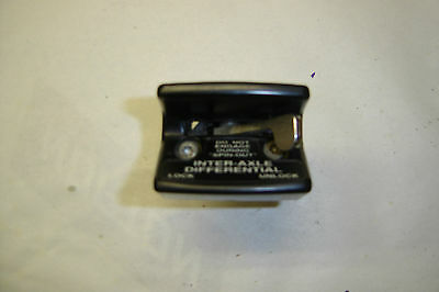 freightliner differential lock switch