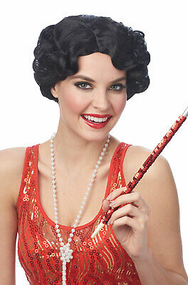 Brand New 1920's Great Gatsby Flapper Daisy Costume Wig
