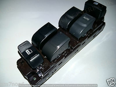 Electric Window Switch Isuzu D-Max Unit Buttons Front Right  New