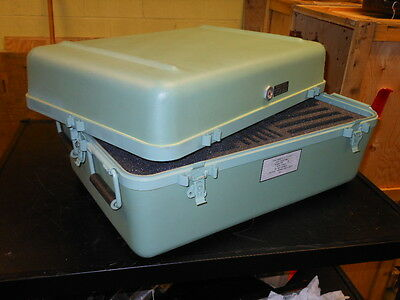 "NEW Military Weathertight Tool Equipment Storage Case 24""x16""x12"" Pressure Valve"
